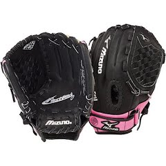 Mizuno Girls Youth Prospect GPP1105RG Fastpitch Glove Image