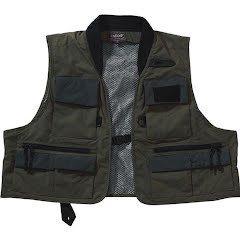 Caddis Wading Systems Natural Ensemble Vest Image