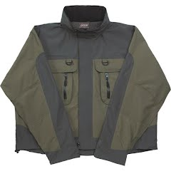 Caddis Wading Systems Natural Ensemble Jacket Image