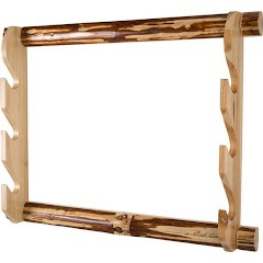 Rush Creek Creations 3-Gun Wall Rack Image