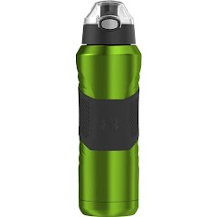 Under Armour Dominate 24oz Vacuum-Insulated Water Bottle w/ Flip Top Lid