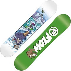 Flow Youth Micron Mini Snowboard Image