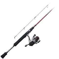Quantum Drive 10SZ 5 Foot 6 Inch 2 Piece Ultra-Light Spinning Combo Image
