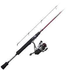 Quantum Drive 20SZ 6 Foot 2 Piece Medium-Light Spinning Combo Image