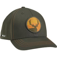 Rep Your Water Muley Country Full Cloth Hat Image