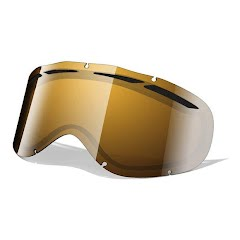 Oakley Ambush Goggle Replacement Lens (Gold Iridium) Image