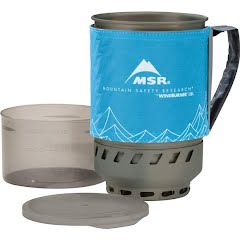 Msr Windburner Duo Accessory Pot Image