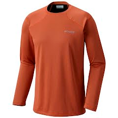 Columbia Men's Flycaster Long Sleeve Shirt