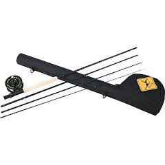 Echo Base Series 8ft 4-Piece 4wt Fly Fishing Combo Image