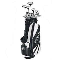 Callaway Men's Strata Ultimate 18 Piece Golf Set Image