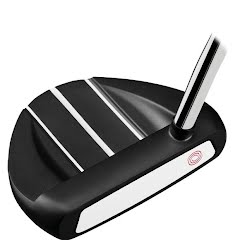 Odyssey Golf White Hot Pro 2.0 Black Jumbo Grip Putter Image