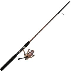 Shakespeare Ugly Stick Camo Spinning Combo Image