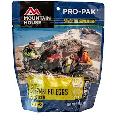 Mountain House Pro-Pak Scrambled Eggs with Bacon Image