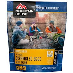 Mountain House Scrambled Eggs with Bacon Image