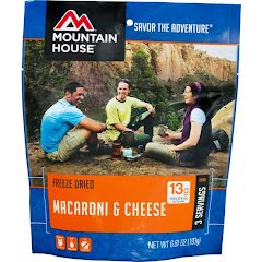 Mountain House Macaroni and Cheese (Serves 3) Image