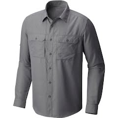 Mountain Hardwear Men's Canyon Long Sleeve Shirt Image