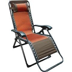 World Famous Zero Gravity Mesh Lounge Chair Image