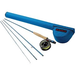 Redington 590 Crosswater Combo Flyrod and Reel Image