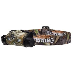 Browning Epic 1AA USB Rechargeable Headlamp