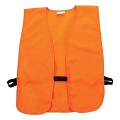 The Allen Co Orange Vest for Hunters Big Man 60 Inch Image