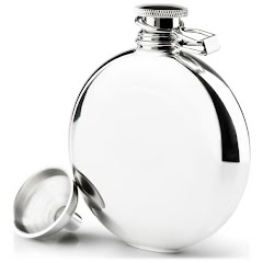 Gsi Outdoors Glacier Stainless 5oz Classic Flask Image