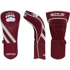 Wincraft University of Montana Grizzlies Golf Driver Headcover Image