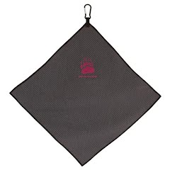 Wincraft University of Montana Microfiber Golf Towel Image