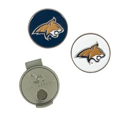 Wincraft Montana State University Hat Clip and Markers Image