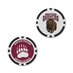 Wincraft University of Montana Oversized Ball Marker Image