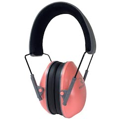 Radians Women's Coral Lowset Earmuff Image