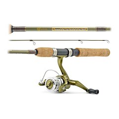 South Bend Microlite Spinning Combo 5 Foot 2 Piece Ultralight Image