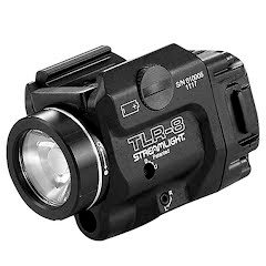 Streamlight TLR-8 Gun Light with Laser Image