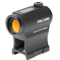 Holosun HE403C-GR Elite Green Dot Scope Image