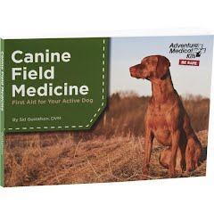 Adventure Medical Canine Field Medicine Book Image