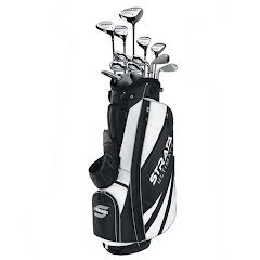 Callaway Strata Ultimate Men's 18 Piece Golf Set Image