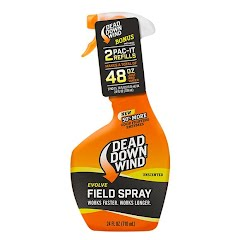 Dead Down Wind Evolve 3D+ Field Spray and Pac-It Combo (48oz) Image