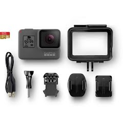 Gopro HERO5 Black Camera with 32GB SanDisk Card Image