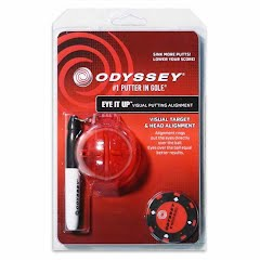Odyssey Golf Eye It Up Visual Putting Aid Image
