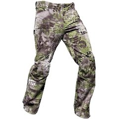 Kryptek Apparel Men's Altitude Bora Softshell Pant