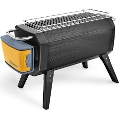 Biolite Electricity Generating FirePit and Grill Image