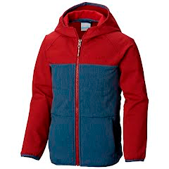 Columbia Boy's Youth Take A Hike Softshell Jacket Image