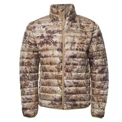 Kryptek Apparel Men's Cirius Down Jacket (Extended Sizes)