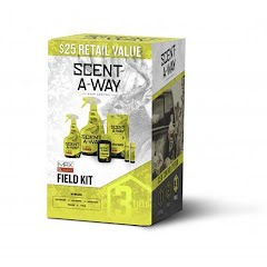 Hunter Specialties Scent-A-Way Max Field Kit Image