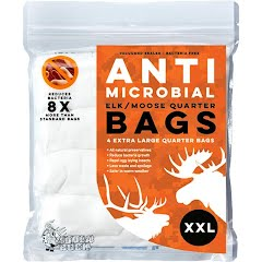 Koola Buck Anti-microbial Moose/Elk Quarter Game Bags XXL Image