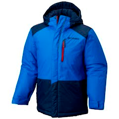 Columbia Youth Boy's Lightning Lift Jacket Image