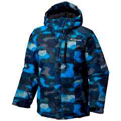 Columbia Boy's Toddler Lightning Lift Jacket Image