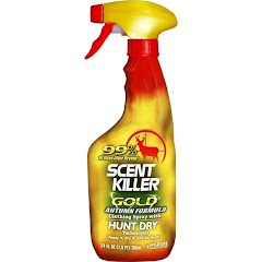 Wildlife Research Scent Killer Gold Autumn Formula (24 oz) Image