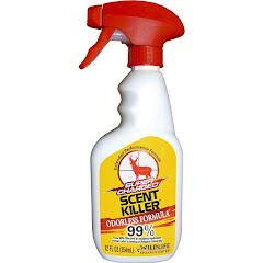 Wildlife Research Scent Killer Super Charged Spray (12 oz) Image
