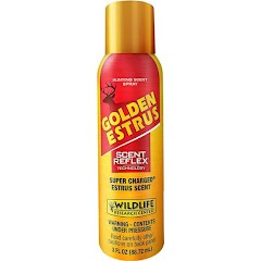 Wildlife Research Golden Estrus Spray Can (3 oz) Image