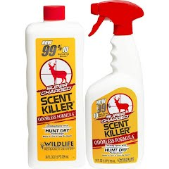 Wildlife Research Scent Killer Super Charged 24/24 Combo Image